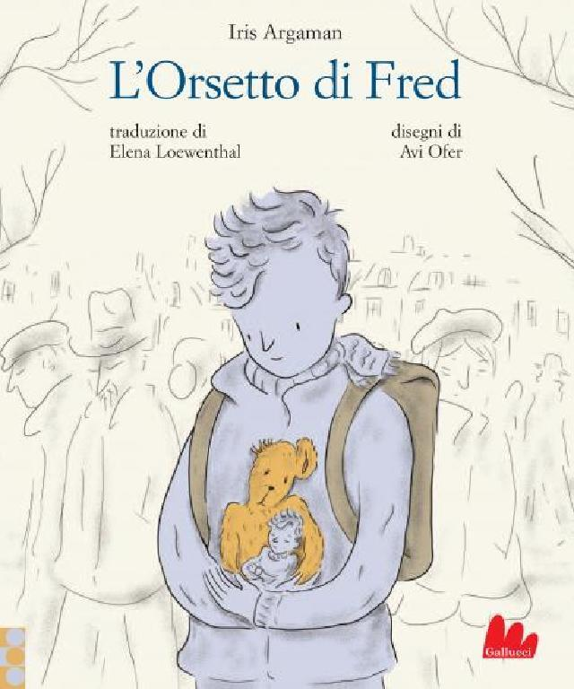 Libri illustrati - L\'Orsetto di Fred