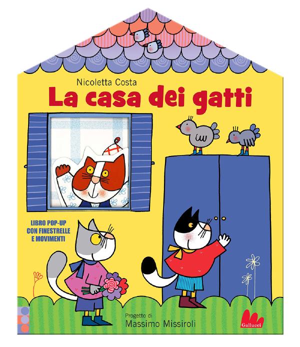 La Casa Dei Gatti Gallucci Editore