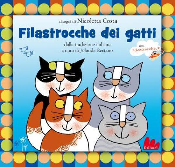 Filastrocche Dei Gatti Gallucci Editore