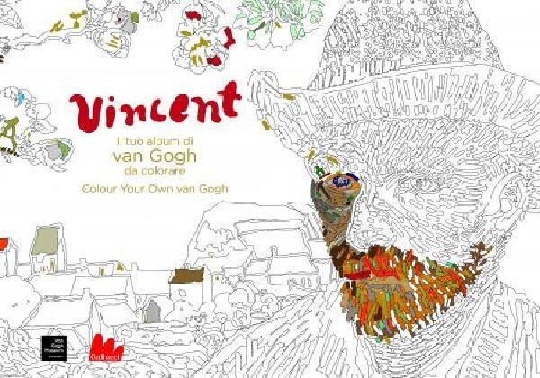 Immagini Di Disegni Da Colorare Di Vincent Van Gogh