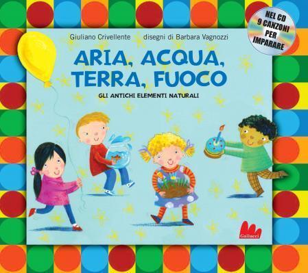 Aria Acqua Terra Fuoco Gallucci Editore