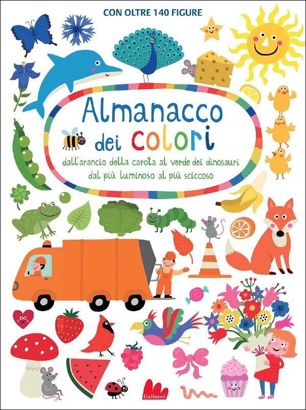 Almanacco Dei Colori Gallucci Editore